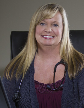 TAMMY KING, FNP-BC